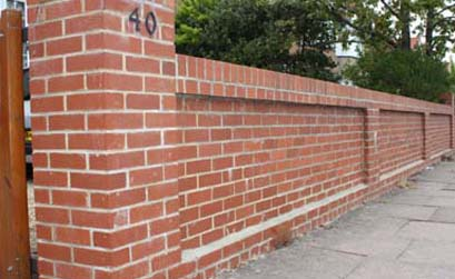 We Can Build All Types Of Garden Walls To Suit Your Requirements For Added  Security U0026 Extra Style.
